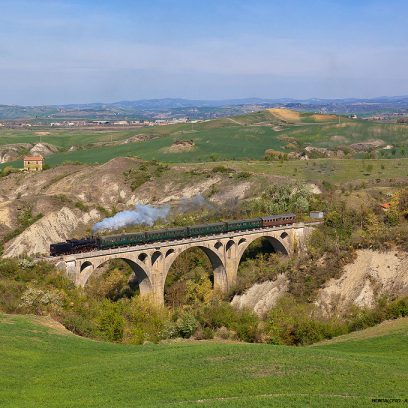 Five fun food trains in Italy