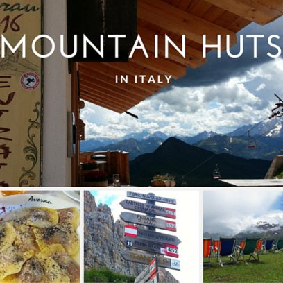 Mountain huts in Italy: a traveler's guide