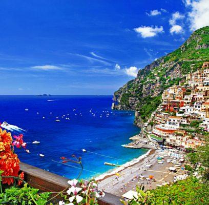 Amalfi Coast Towns: where to stay