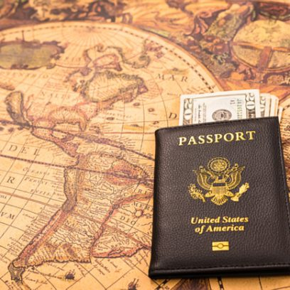 Get a vaccine? Easy. Get a US passport in the pandemic? Not so much.