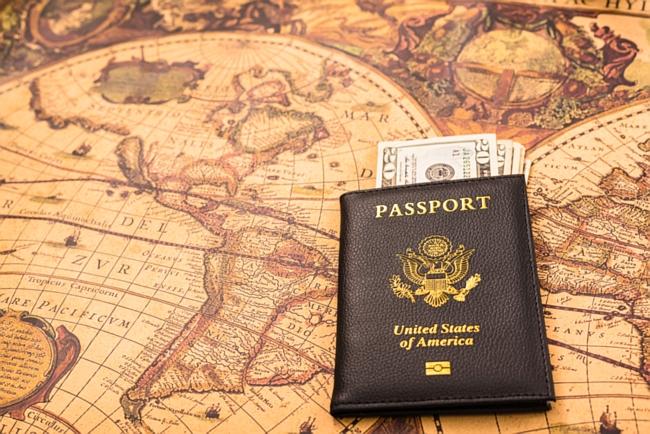 get US passport in pandemic