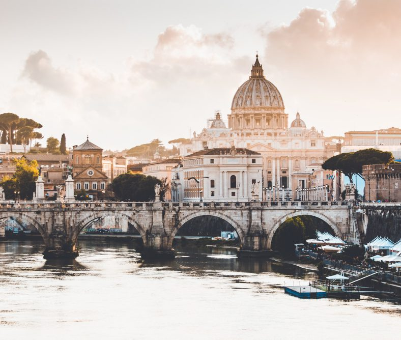 Rome to Tuscany to Florence to Venice