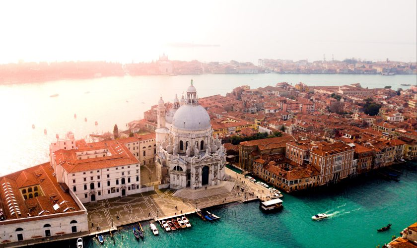 Itineraries in Venice