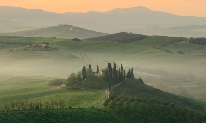 Itineraries in Tuscany